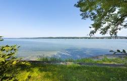 Isla de Reichenau - el lago de Constanza, Baden-wurttemberg, alemana Fotos de archivo libres de regalías