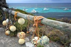 Isla de Rottnest, Australia occidental Foto de archivo libre de regalías