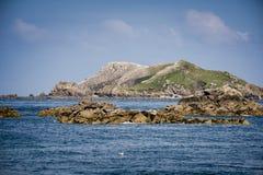 Isla de Rouzig Fotografía de archivo libre de regalías