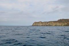 Isla de Salango Imagen de archivo libre de regalías