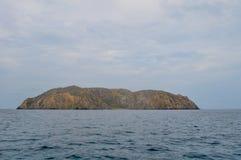 Isla de Salango Foto de archivo