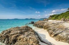 Isla de Samae san Foto de archivo libre de regalías