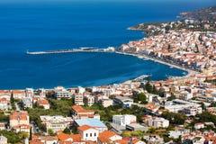 Isla de Samos imágenes de archivo libres de regalías