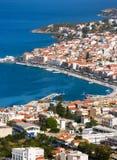 Isla de Samos fotografía de archivo libre de regalías