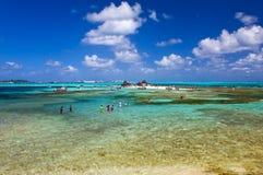 Isla de San Andres, Colombia Fotos de archivo
