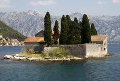 Isla de San Jorge Imágenes de archivo libres de regalías