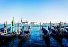 Isla de San Jorge, Venecia, Italia Fotografía de archivo