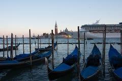 Isla de San Jorge Venecia Véneto Italia Europa fotos de archivo libres de regalías