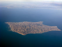 Isla de Santa Rosa Foto de archivo