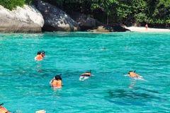 Isla de Similan Foto de archivo