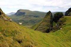 Isla de Skye Foto de archivo