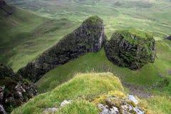 Isla de Skye Foto de archivo libre de regalías