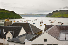 Isla de Skye Imágenes de archivo libres de regalías