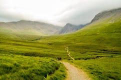 Isla de Skye Fotos de archivo