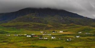 Isla de Skye - Escocia Fotografía de archivo