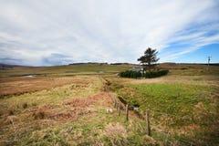 Isla de Skye - paisaje Imagenes de archivo