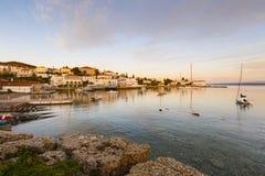 Isla de Spetses Fotos de archivo
