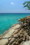 Isla de Tachai Imagen de archivo