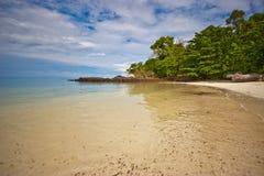 Isla de Tailand Imagenes de archivo