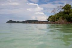 Isla de Tailand Fotografía de archivo libre de regalías