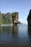 Isla de Tapoo meridional de Tailandia Foto de archivo libre de regalías