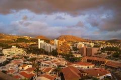 Isla de Tenerife Imagen de archivo