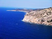 Isla de Thassos, Grecia Foto de archivo libre de regalías
