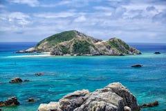 Isla de Tokashiki fotos de archivo libres de regalías
