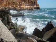 Isla de Tristan Imagenes de archivo