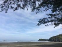 Isla de Tristan Imágenes de archivo libres de regalías