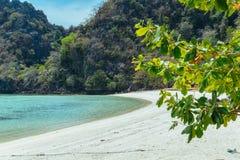 Isla de Tristan Imagen de archivo libre de regalías