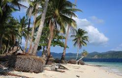 Isla de Tropica Imagen de archivo