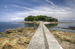Isla de Tsutsujima, Japón