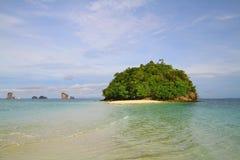 Isla de Tupp - Krabi - Tailandia foto de archivo libre de regalías