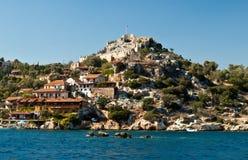 Isla de Turquía Imagen de archivo libre de regalías