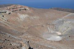 Isla de Vulcano, Lipari, Italia Foto de archivo