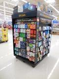 Isla de Walmart Foto de archivo libre de regalías