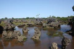 Isla de Wasini Fotografía de archivo libre de regalías