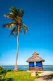 Isla de Zanzíbar Foto de archivo libre de regalías