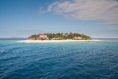 Isla del Beachcomber fotografía de archivo