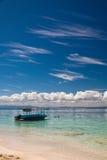 Isla del Beachcomber fotografía de archivo libre de regalías