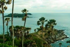 Isla del cabo Imagen de archivo libre de regalías