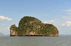 Isla del elefante Imágenes de archivo libres de regalías