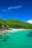 Isla del Lan. Fotografía de archivo