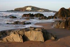Isla del municipio escocés Imagenes de archivo