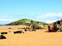 Isla del municipio escocés, Devon foto de archivo