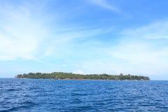 Isla del norte de la bahía Foto de archivo