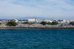 Isla del norte en Coronado, San Diego Imagen de archivo libre de regalías