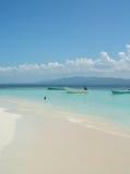 Isla del paraíso Fotos de archivo