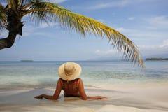 Isla del paraíso imagen de archivo libre de regalías